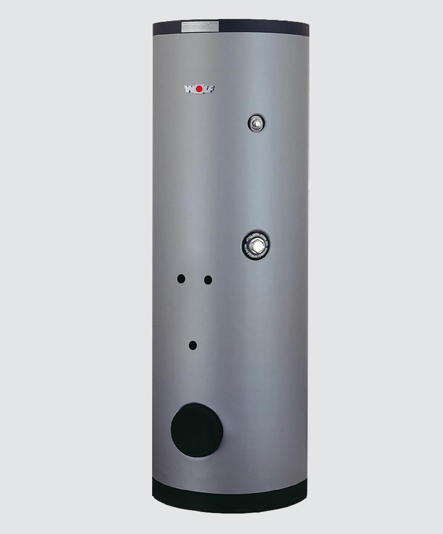 Стальной бивалентный водонагреватель Wolf SEM-2